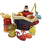 B. Toys Fish And Splish Boat Bath Toy
