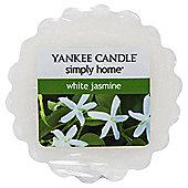 Yankee Candle Wax melt White Jasmine