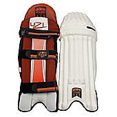 Newbery Uzi Cricket Batting Pads Youth Left Handed