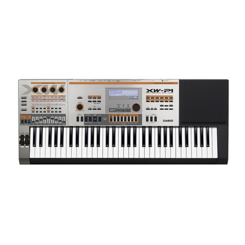 Casio XW-P1 61 Note Synthesizer Keyboard