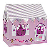 Gingerbread Cottage & Sweet Shop 2-in-1 Playhouse Tent