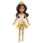 Moxie Girlz 25cm Princess Doll - Gold Dress