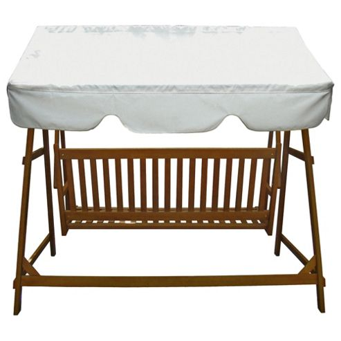 Buy Windsor Wooden Swing Bench From Our Garden Chairs Range