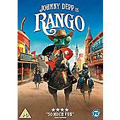 Rango (Re-sleeve) DVD