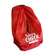 JL Childress Gate Check Bag for Car Seats (Red)