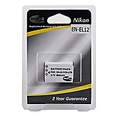 Nikon ENEL12 Camera Replacement Battery