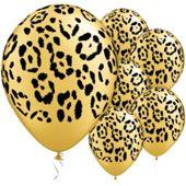 11` Leopard Spots (25pk)