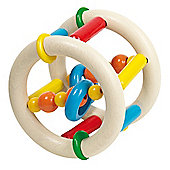 Heimess 733640 Rolling Ring Rattle