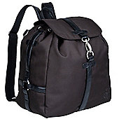 Laessig Green Label Changing Bag Backpack Black