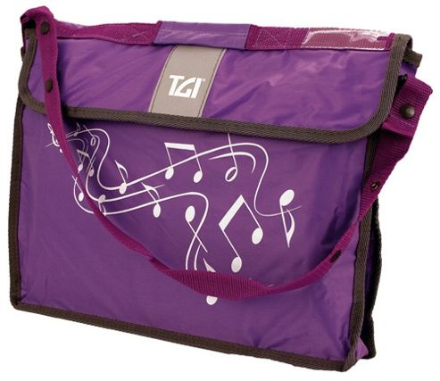 TGI Music Carrier Plus - Purple