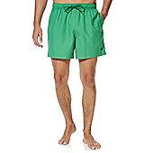 F&F Short Length Swim Shorts - Green