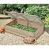 Timberdale Shiplap Easy Lift Cold Frame