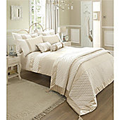 Catherine Lansfield Classique Pillowsham 50x75x2cm Cream