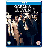 Ocean's Eleven Blu-ray