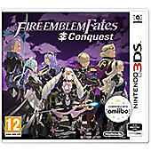 3DS Fire Emblem Fates Conquest