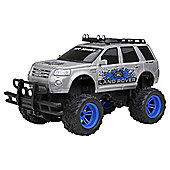 New Bright 1:16 R/C Land Rover Blue