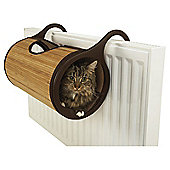 Rosewood Pet Products Natural Bamboo Radiator Cat Bed