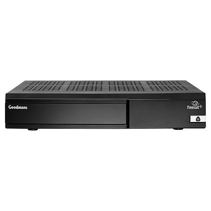Save £40 on Goodmans 320GB Smart  Freesat+ HD Digital TV Recorder