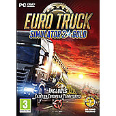 Euro Truck Simulator 2 Gold - PC