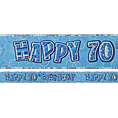 Dazzling Effects 70th Banner (each)