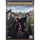 Downton Abbey - A Journey To The Highlands (Christmas Special 2012) (DVD Boxset)