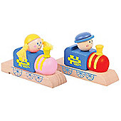 Bigjigs Rail Train Whistle (Pack of 2)