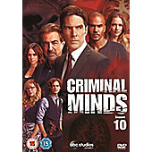 Criminal Minds - Season 10 DVD