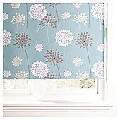 Meadow Blackout Roller Blind 180cm Soft Teal