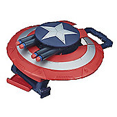 Captain America Super Solder Gear - Stealth Fire Shield