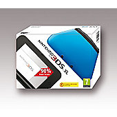 Nintendo 3DS XL Black & Blue
