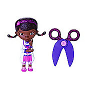 Doc McStuffins and Friends -Doc Mini Figure and Scissors