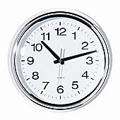 Premier Housewares Round Orbit Wall Clock