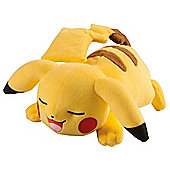 Pokemon Plush, Pikachu Sleeping Pose 8 inch