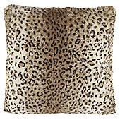 Leo faux fur cushion