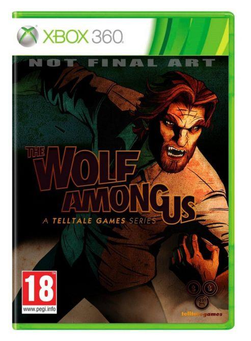 The Wolf Among Us Xbox 360