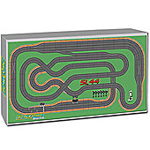 Scalextric Digital Set Sl44 Jadlamracing Layout 6 Cars 28M C7042