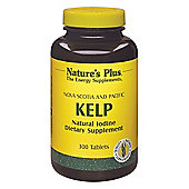 Nature's Plus Kelp 300 Tablets