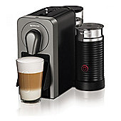 Krups XN411T40 Nespresso Prodigio & Milk Connected Coffee Machine in Graphite