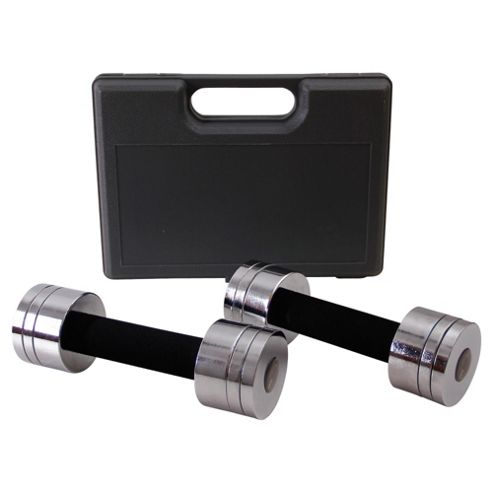 One Body 2 x 2.5kg Weight Set