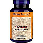 Higher Nature Arginine 120 Capsules