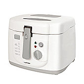 Home Essence Family Deep Fryer in White