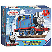 Thomas the Tank Engine Shaped 24 Piece Jigsaw Puzzle