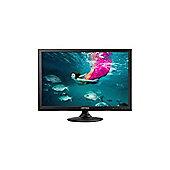 HannsG HL198DPB (19 inch) Widescreen LCD Monitor 1000:1 250 cd/m2 1440 x 900 5ms VGA DVI-D Black with Sound