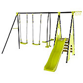 Plum Metal Playcentre