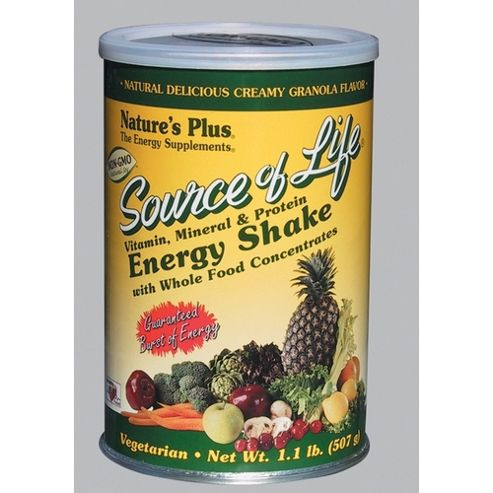 Source Of Life Energy Shake, 1.1