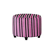 Sofa Collection Guillermo Footstool - Purple