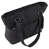 Summer Infant Changing Bag Quilt Tote Black