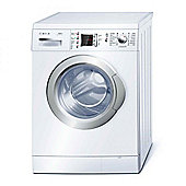 Bosch WAE24490GB Washing Machine with 7KG Wash Load, 1200rpm Spin and A+++ Energy Rating in White