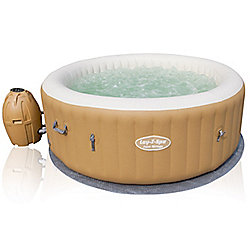 Lay-Z-Spa Palm Springs Inflatable Hot Tub