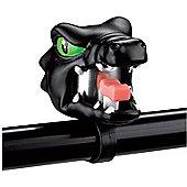 Crazy Stuff Bicycle Bell, Black Dragon